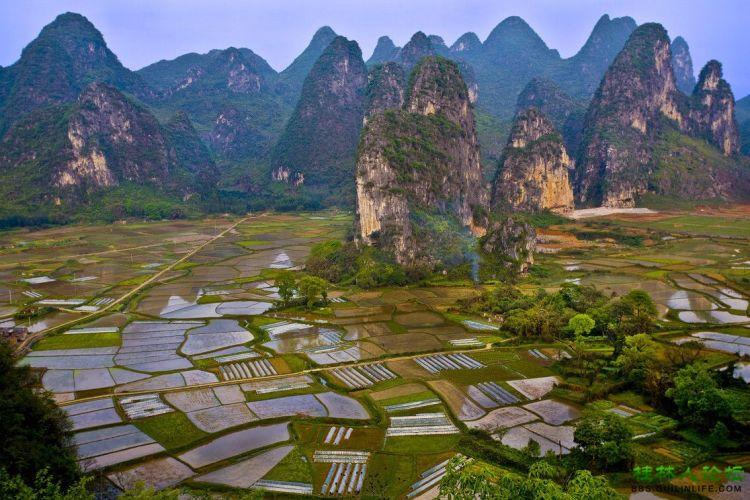 江山如此多娇 - 风姿摄影 - 桂林人论坛 做桂林人的网上家园